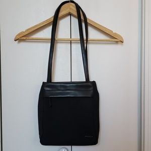 Black Nine West purse